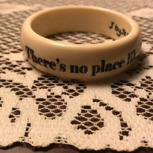 QVC J by JKC There's No Place Like Home! Bangle